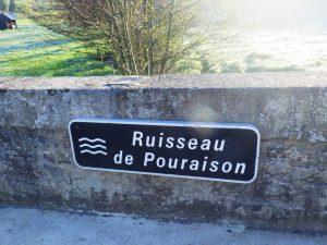 Ruisseau de Pouraison