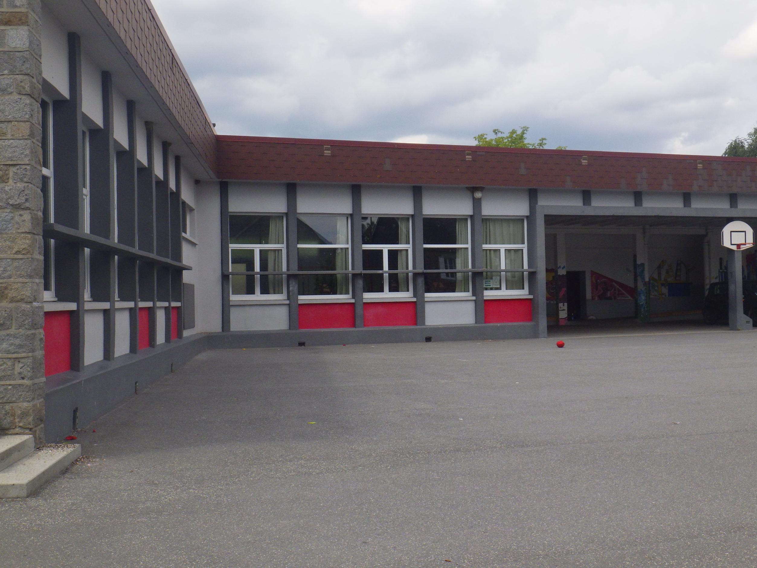 École primaire de Vassy