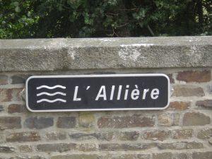 Pont sur l'Allière