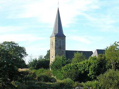 commune, mairie annexe, le desert, eglise