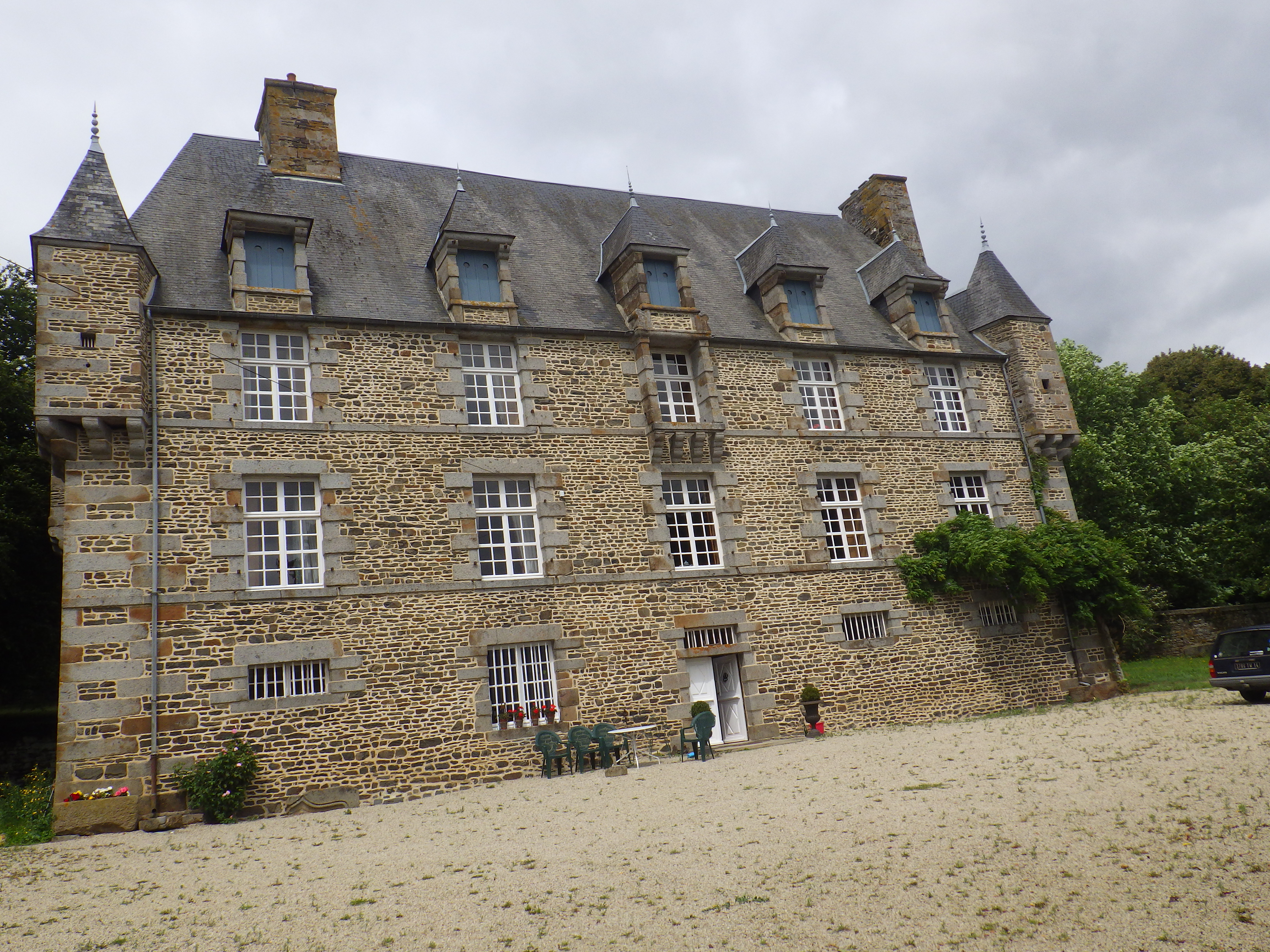 Le Manoir du Boscq