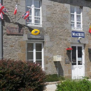 L'Agence Postale Communale de Montchamp