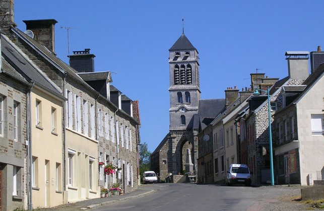 commune , valdalliere, mairie annexe, bernieres le patry, eglise