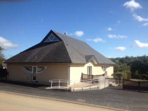 Salle des fêtes de Burcy