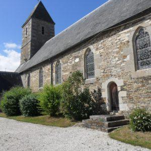 L'Église de Burcy