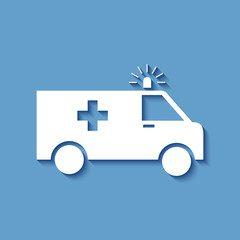 Ambulances et Taxis