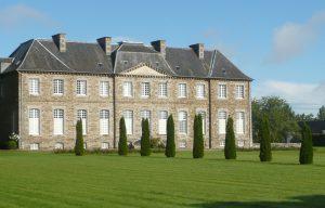 Château de St Charles de Percy