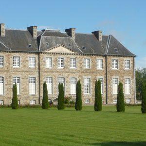 Le Château de Saint Charles de Percy