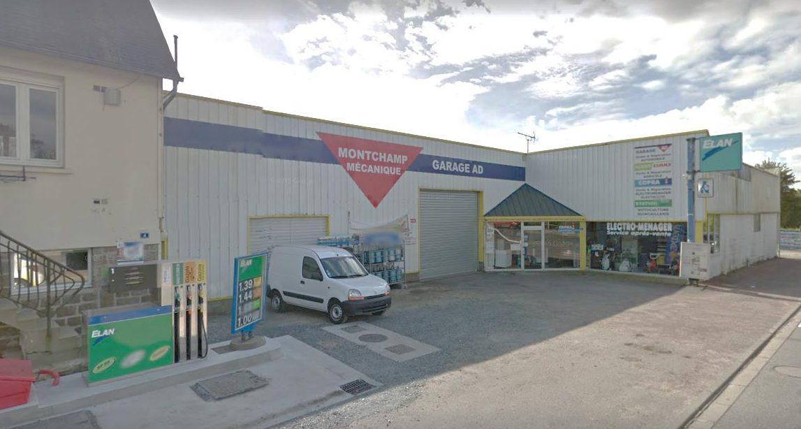 Garage Montchamp Mécanique