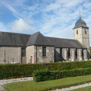 L'église de Saint Charles de Percy