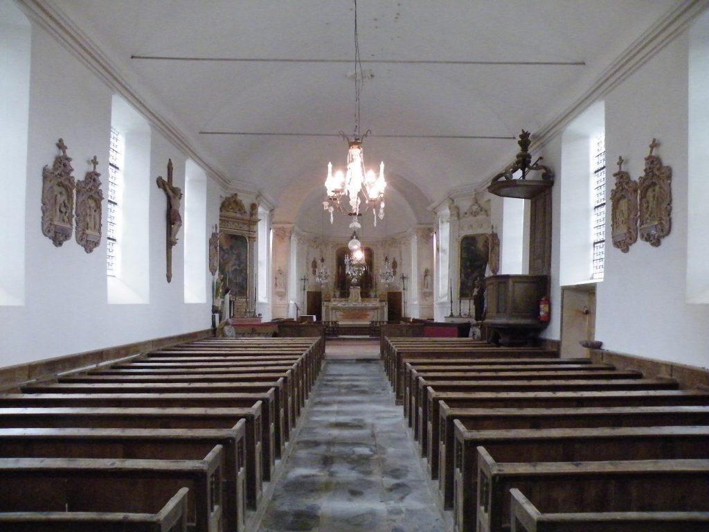 Eglise de St Charles de Percy