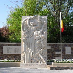 Le monument aux Déportés et Fusillés de Montchamp