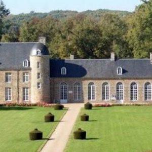 Le château de Pontécoulant