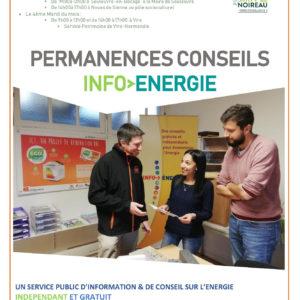 Conseils info-énergie